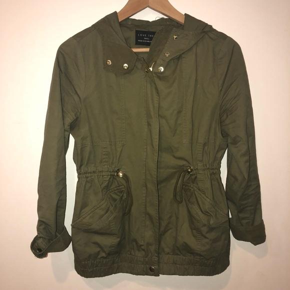 Love Tree Jackets & Blazers - Fashion Raincoat